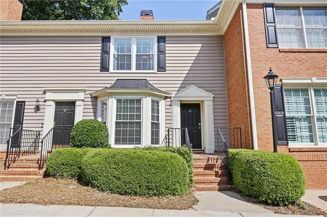 81 Mount Vernon Circle #81, Atlanta, GA 30338 (MLS #6725126) :: Lakeshore Real Estate Inc.