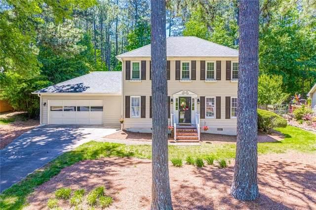 2725 Shadow Pine Drive, Roswell, GA 30076 (MLS #6725154) :: KELLY+CO