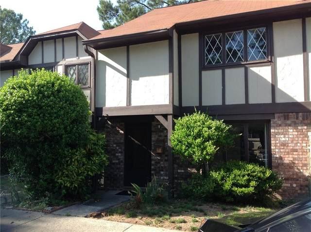 1198 Ashborough Terrace SE E, Marietta, GA 30067 (MLS #6725202) :: Rock River Realty