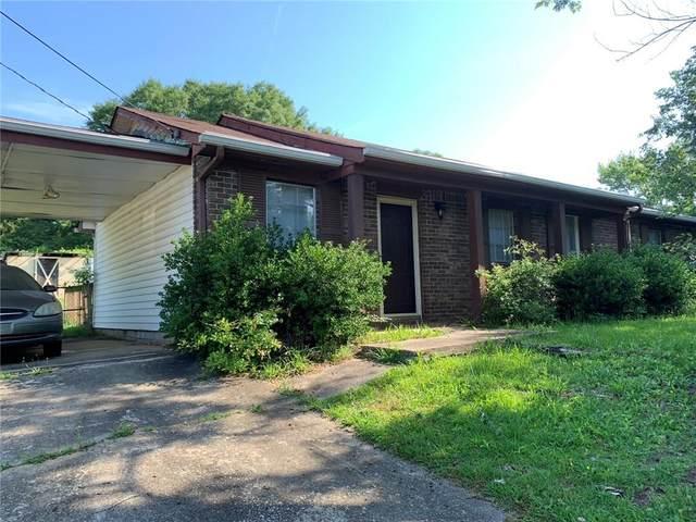 98 Ashton Court, Jonesboro, GA 30238 (MLS #6725211) :: HergGroup Atlanta