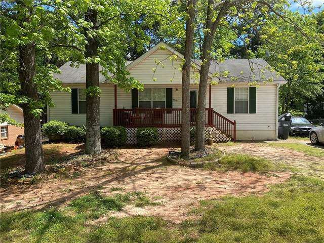 170 Sherwood Loop, Mcdonough, GA 30253 (MLS #6725213) :: North Atlanta Home Team