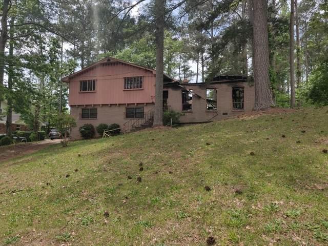 3700 Springside Lane, Atlanta, GA 30349 (MLS #6725217) :: Good Living Real Estate