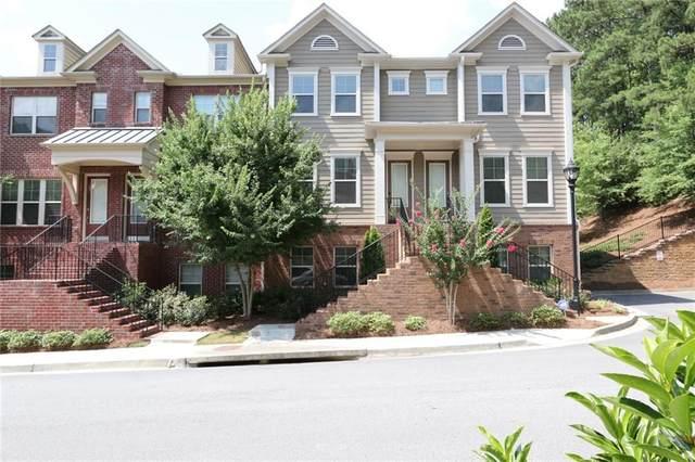 2645 Portbury Place NE, Atlanta, GA 30329 (MLS #6725289) :: Thomas Ramon Realty