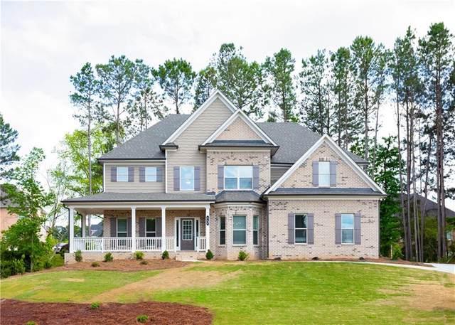 966 Hillside Drive, Grayson, GA 30017 (MLS #6725322) :: North Atlanta Home Team
