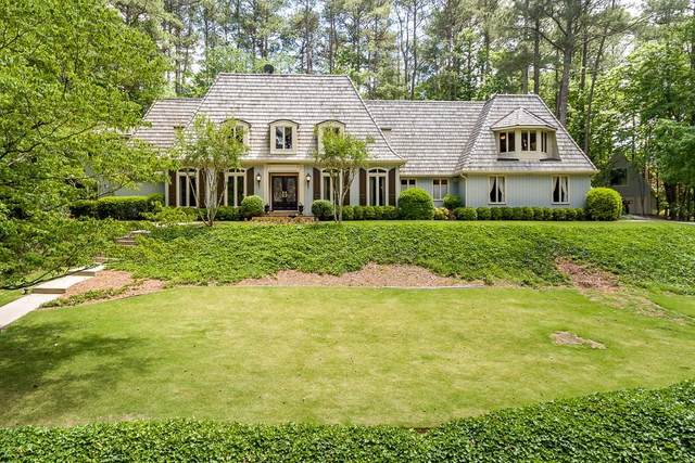 3445 Spalding Drive, Sandy Springs, GA 30350 (MLS #6725369) :: The Zac Team @ RE/MAX Metro Atlanta