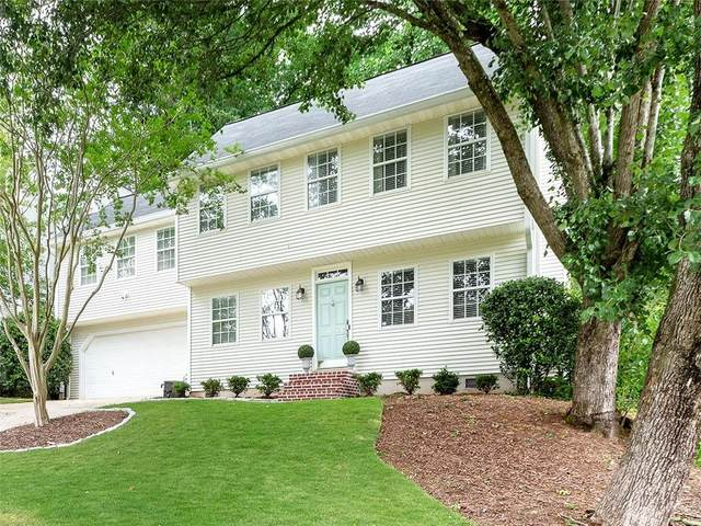 1166 Haven Brook Way NE, Brookhaven, GA 30319 (MLS #6725451) :: RE/MAX Paramount Properties