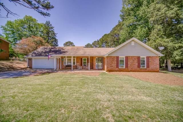 3879 Carriage Lane SW, Conyers, GA 30094 (MLS #6725453) :: North Atlanta Home Team