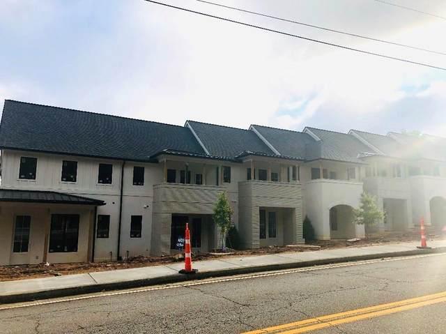 1170 Cedar Street #4, Carrollton, GA 30117 (MLS #6725522) :: North Atlanta Home Team