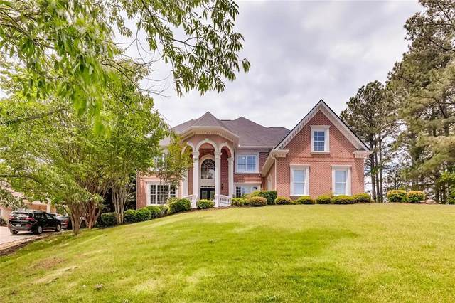 602 Talmadge Lane, Canton, GA 30115 (MLS #6725526) :: The Butler/Swayne Team