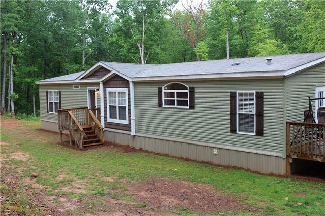 820 Ridge Road, Dawsonville, GA 30534 (MLS #6725548) :: The Butler/Swayne Team