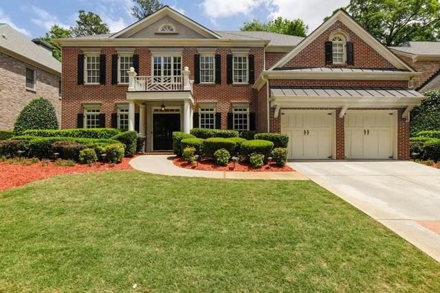 3217 Collier Gate Court, Smyrna, GA 30080 (MLS #6725554) :: North Atlanta Home Team