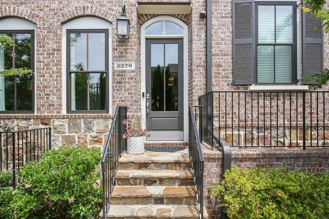 2270 Garrison Street NE, Brookhaven, GA 30319 (MLS #6725560) :: RE/MAX Paramount Properties