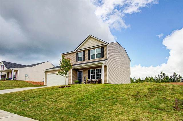 510 Cartecay Drive, Calhoun, GA 30701 (MLS #6725568) :: Kennesaw Life Real Estate