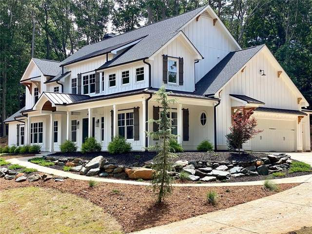 346 Old Jones Road, Alpharetta, GA 30004 (MLS #6725594) :: Rock River Realty