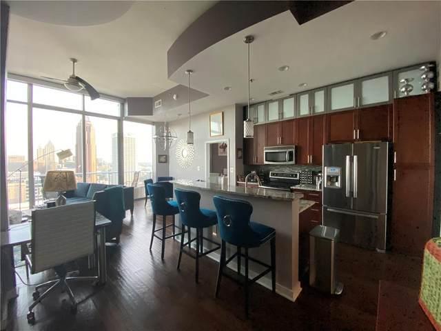 855 Peachtree Street NE #3605, Atlanta, GA 30308 (MLS #6725602) :: RE/MAX Paramount Properties