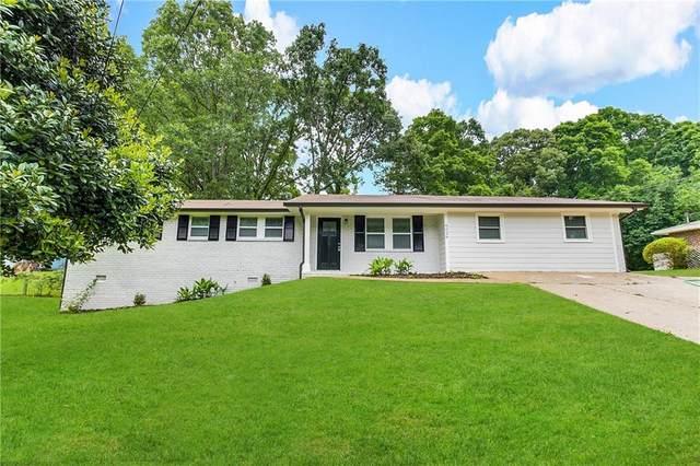 6026 S Bear Drive, Douglasville, GA 30135 (MLS #6725629) :: Kennesaw Life Real Estate