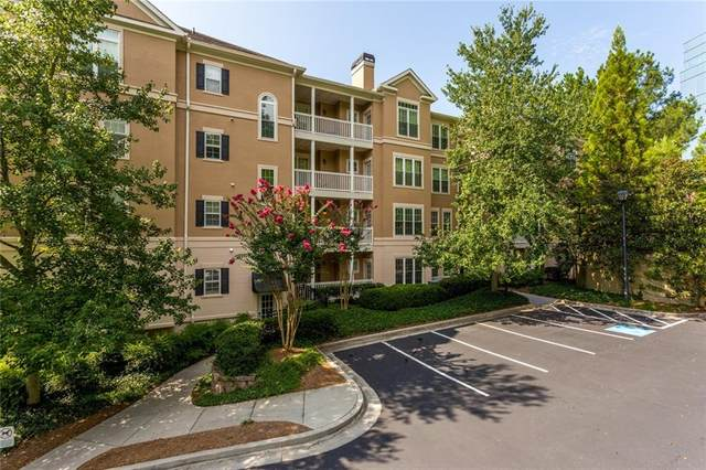 222 Ashford Circle #222, Dunwoody, GA 30338 (MLS #6725637) :: Thomas Ramon Realty