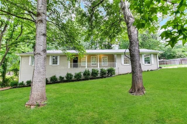 6236 Shallow Creek Lane, Douglasville, GA 30135 (MLS #6725645) :: Kennesaw Life Real Estate