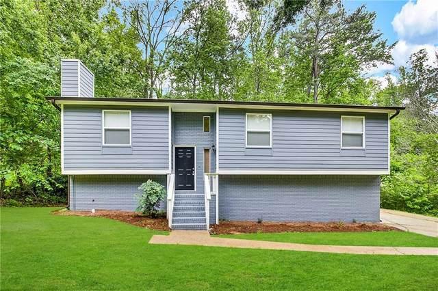 6165 Queens Road, Douglasville, GA 30135 (MLS #6725656) :: Kennesaw Life Real Estate