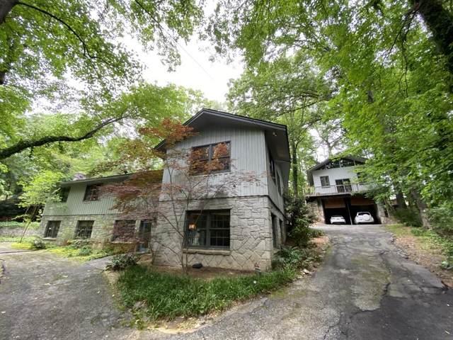 140 Maryeanna Drive, Sandy Springs, GA 30342 (MLS #6725694) :: Kennesaw Life Real Estate