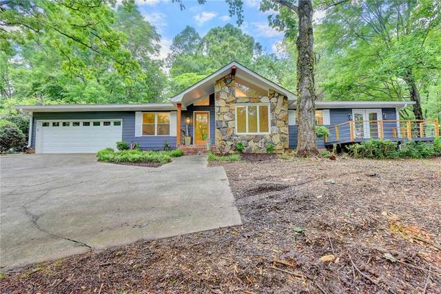 755 Lakeshore Drive, Berkeley Lake, GA 30096 (MLS #6725708) :: Charlie Ballard Real Estate