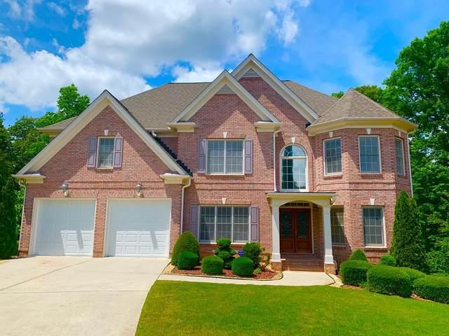 6165 Bailey Ridge Drive, Duluth, GA 30097 (MLS #6725756) :: RE/MAX Prestige
