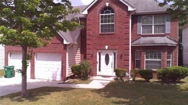 1664 Rice Square, Lithonia, GA 30058 (MLS #6725758) :: The Zac Team @ RE/MAX Metro Atlanta