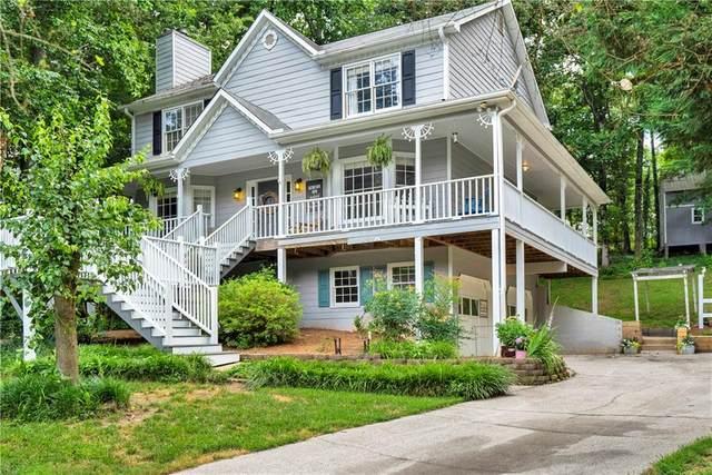991 Talon Drive, Canton, GA 30114 (MLS #6725763) :: RE/MAX Paramount Properties
