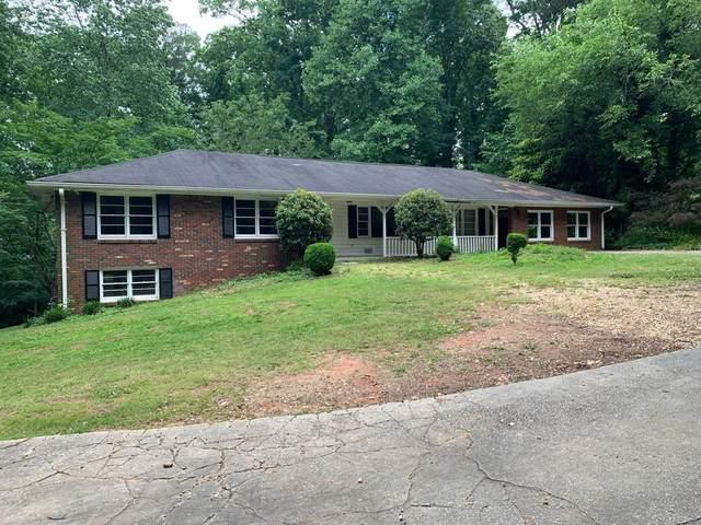 1360 Mclendon Drive, Decatur, GA 30033 (MLS #6725764) :: The Zac Team @ RE/MAX Metro Atlanta