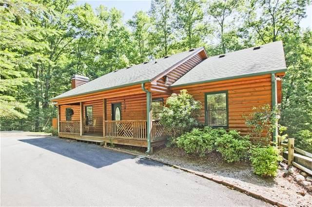 106 Indian Beach Trail, Jasper, GA 30143 (MLS #6725787) :: Path & Post Real Estate