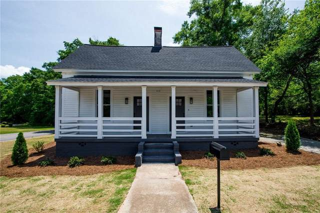 410 Mill Street, Monroe, GA 30655 (MLS #6725805) :: Path & Post Real Estate