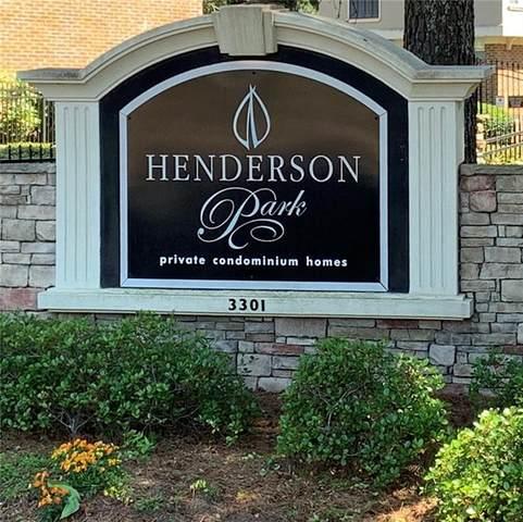 3301 Henderson Mill Road O1, Atlanta, GA 30341 (MLS #6725839) :: North Atlanta Home Team