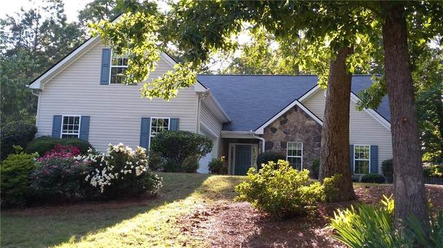 3499 Osceola Trail, Gainesville, GA 30506 (MLS #6725841) :: The Zac Team @ RE/MAX Metro Atlanta