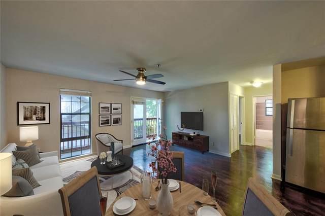 890 Glendale Terrace NE #4, Atlanta, GA 30309 (MLS #6725851) :: Oliver & Associates Realty