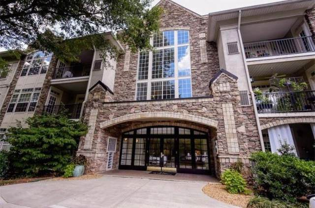 3047 Lenox Road NE #1308, Atlanta, GA 30324 (MLS #6725861) :: North Atlanta Home Team