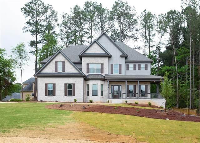 986 Hillside Drive, Grayson, GA 30017 (MLS #6725886) :: North Atlanta Home Team