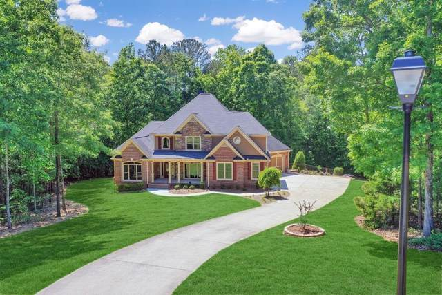 130 Oak Forest Drive, Oxford, GA 30054 (MLS #6725901) :: North Atlanta Home Team