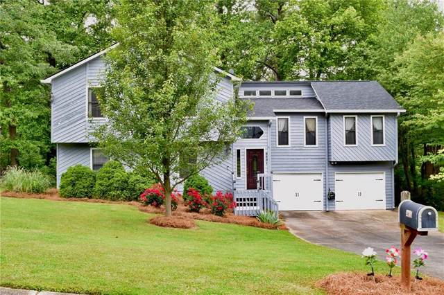 2301 Lessie Maude Drive, Marietta, GA 30066 (MLS #6725905) :: North Atlanta Home Team