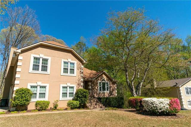1553 Glencrest Trail, Lawrenceville, GA 30043 (MLS #6725957) :: The Heyl Group at Keller Williams