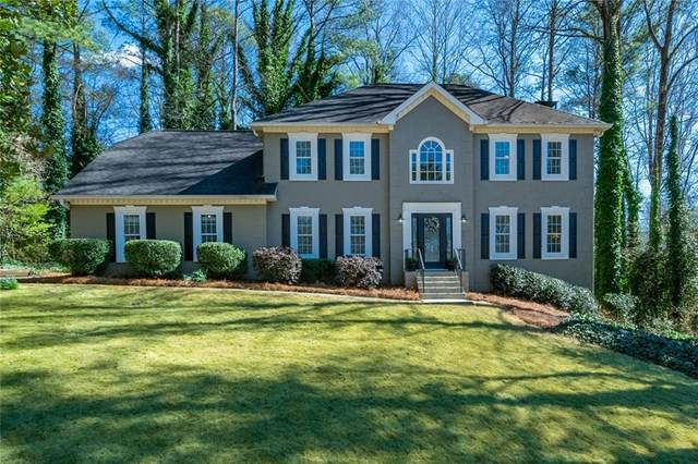 2852 Lamer Trace, Marietta, GA 30066 (MLS #6725992) :: North Atlanta Home Team