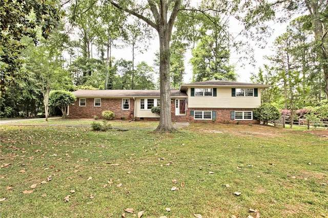 2216 Springwood Drive, Decatur, GA 30033 (MLS #6725999) :: North Atlanta Home Team