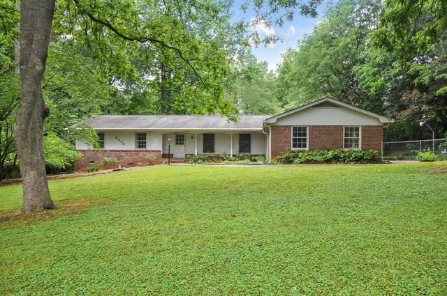 6590 Shannonlore Drive, College Park, GA 30349 (MLS #6726000) :: Good Living Real Estate