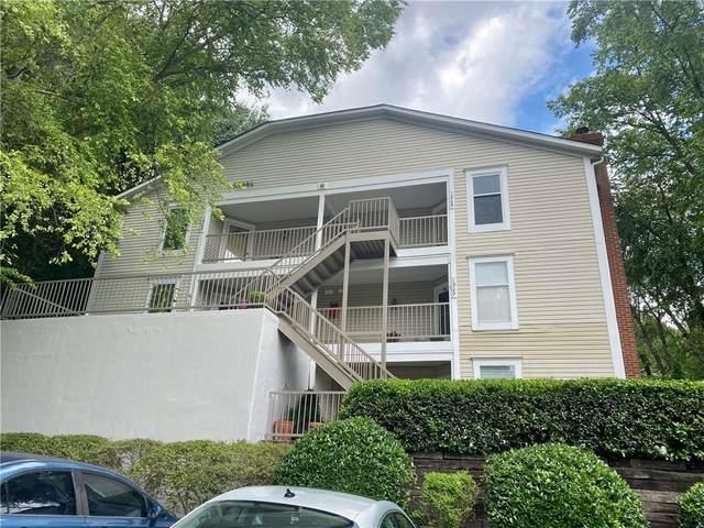 1305 NE Keys Lake Drive NE, Brookhaven, GA 30319 (MLS #6726004) :: RE/MAX Paramount Properties