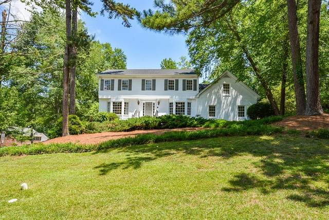3475 Saxon Way, Marietta, GA 30062 (MLS #6726014) :: The Cowan Connection Team