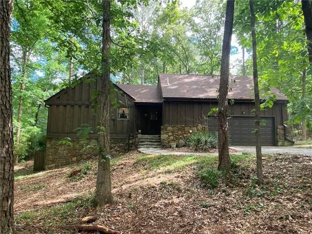 1680 Holmes Drive SW, Conyers, GA 30094 (MLS #6726019) :: Thomas Ramon Realty