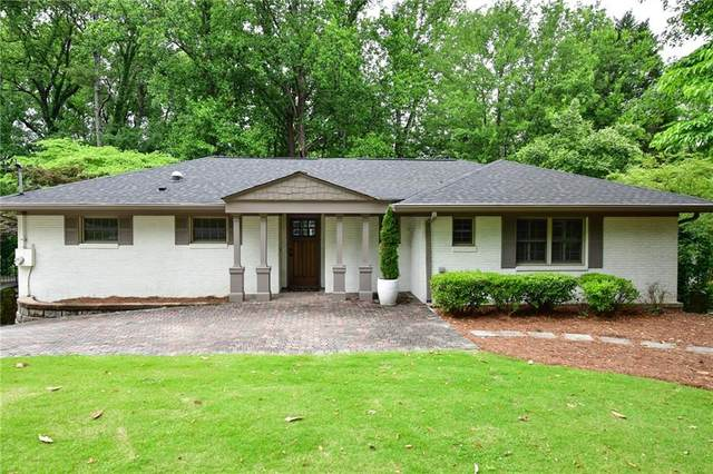1715 Pine Ridge Drive NE, Atlanta, GA 30324 (MLS #6726026) :: Kennesaw Life Real Estate