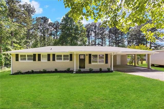 160 Cross Creek Parkway, Dallas, GA 30157 (MLS #6726052) :: Kennesaw Life Real Estate