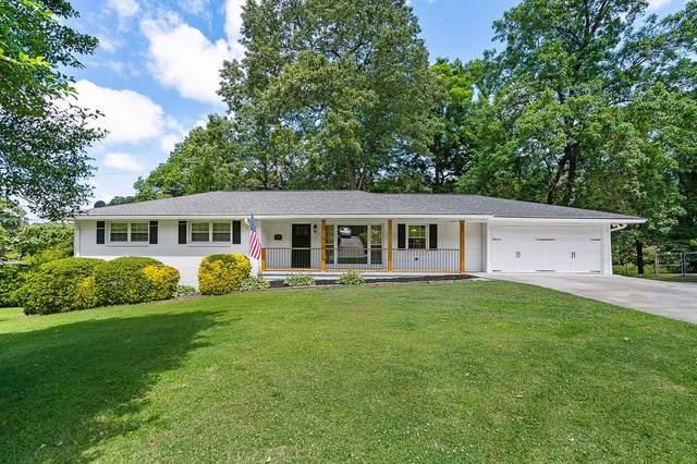 2325 Elmwood Drive SE, Atlanta, GA 30339 (MLS #6726054) :: Rock River Realty