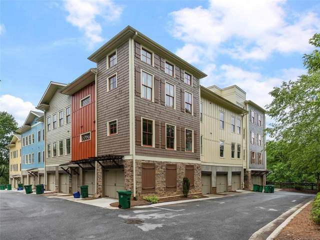 1628 Briarcliff Road NE #11, Atlanta, GA 30306 (MLS #6726071) :: RE/MAX Paramount Properties