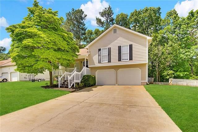 169 Grapevine Drive, Douglasville, GA 30134 (MLS #6726100) :: Kennesaw Life Real Estate